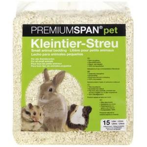 Premiumspan Biodegradable Softwood Small Animal Bedding 1pc