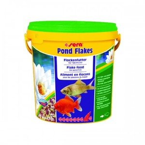 Sera Food Flakes for Small Pond Fish 1pc