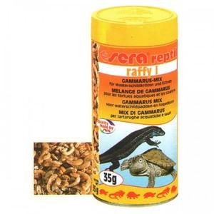 Sera Raffy I Tasty Morsels with Gammarus for Reptiles & Amphibians 100ml