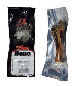 Alpha Spirit The Bone Vacuum Packed Maxi Ham Bone Dog Treat 1pc