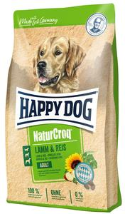 Happy Dog Naturcroq Dry Food with Lamb & Rice for Adult Dogs 1pc