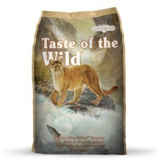 Taste of the Wild Canyon River Dry Cat Food with Trout & Smoked Salmon 6.35kg