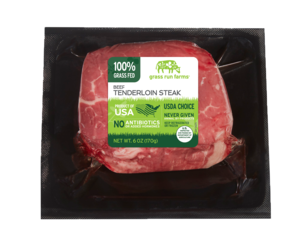 Beef Tenderloin USDA Choice USA 500g