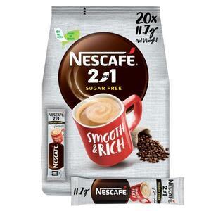 Nescafe 2in1 Coffee Mix Pouch 20x11.7g