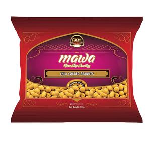 Mawa Coated Chilli Peanuts 130g