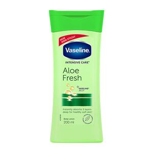 Vaseline Body Lotion Aloe Fresh 200ml