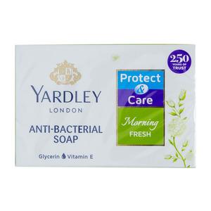 Yardley Antibac Morning Fresh Soap 100g