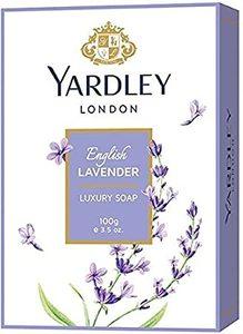 Yardley Soap Antibac English Lavender 100g
