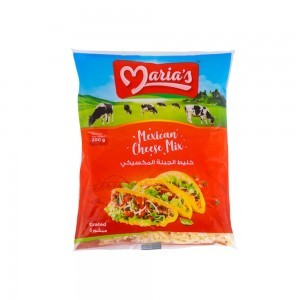 Maria's Mexican Cheese Mix 200g