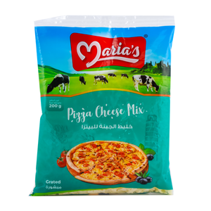 Maria's Pizza Cheese Mix 200g