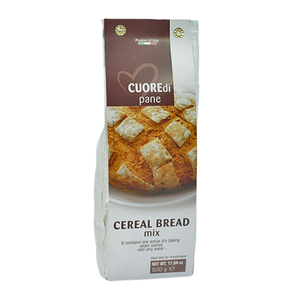 Coure Di Pane Mix For Cereal Bread 500g