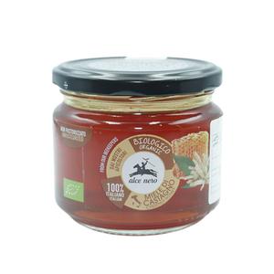 Alce Nero Organic Chestnut Honey 300g