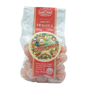Strawberry Candy Drops 200g