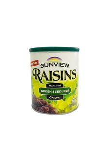 Sunview Raisins Green Seedless 15oz