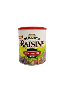 Sunview Raisins Red Seedless 15oz