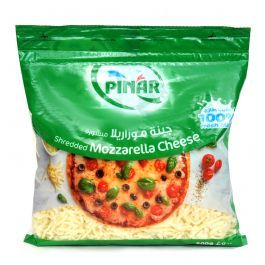 Pinar Shredded Mozzarella 500g