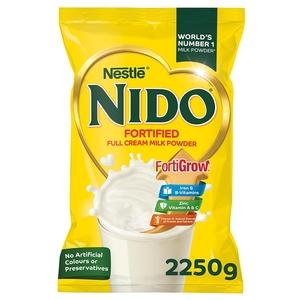 Nestle Nido Full Cream Milk Powder Pouch 2250g