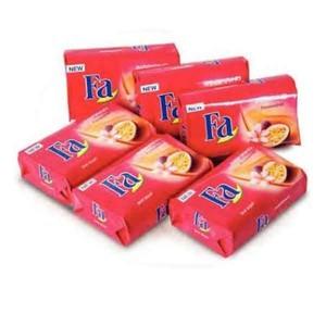Fa Soap Assorted 6x175g