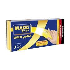 Maog Gold Scrubber Tough 3pc