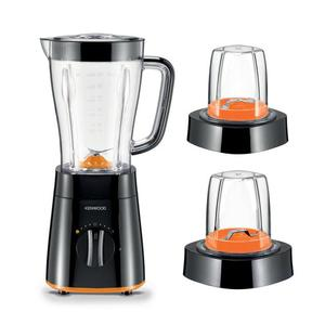 Kenwood Blender With Mill 500W Black 1pc