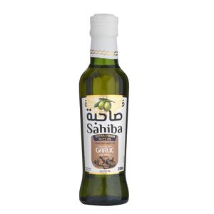 Sahiba Extra Virgin Olive Oil Garlic 250ml