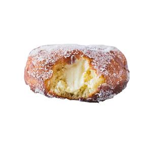 Vanilla Filled Doughnut 1pc