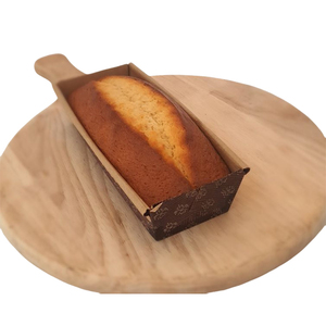 English Cake Vanilla Medium 1pc