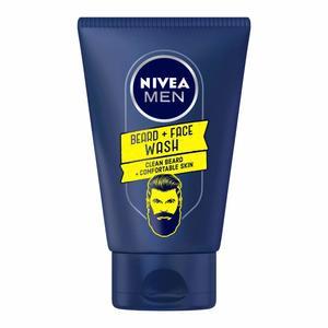 Nivea Men Barber Pro Range Beard & Face Cleansing Wash 100ml