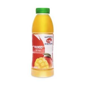 Al Ain Mango & Grape Nectar Juice 500ml
