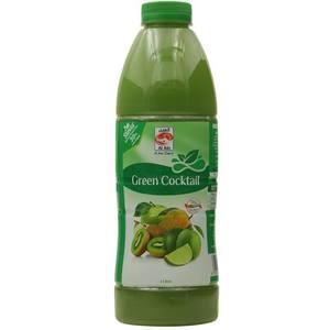 Al Ain Green Cocktail Nectar Juice 1L