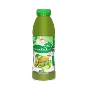 Al Ain Green Cocktail Nectar Juice 500ml