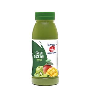 Al Ain Green Cocktail Nectar Juice 200ml