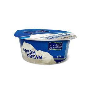 Al Rawabi Fresh Cream 100g