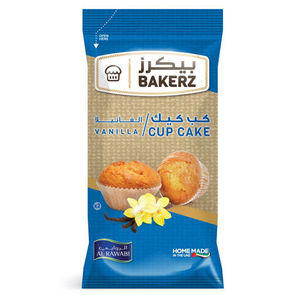 Al Rawabi Vanilla Cup Cake 18x30g