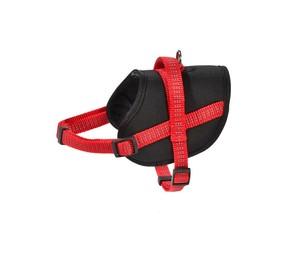 Bobby Easy Safe Red Dog Harness Medium 1pc