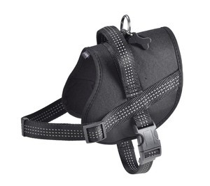 Bobby Black Dog Harness XS 1pc