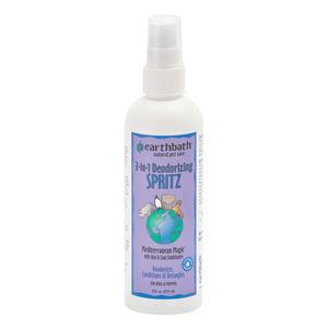 Earthbath Totally Natural Pet Care Deodorizing Spritz With Skin & Coat Conditioner Mediterranean Magic 237ml