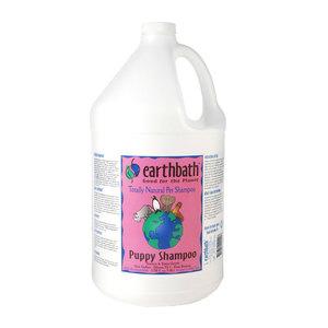 Earthbath Ultra Mild Puppy Shampoo Wild Cherry Scent 3.78L