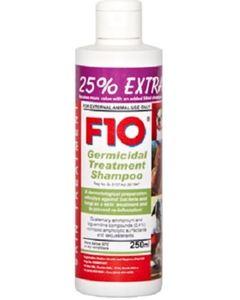 F10 Germicidal Treatment Pet Shampoo 250ml