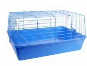 Ferplast Blue Cage For Rabbits & Small Animals 69x45x36cm