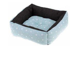 Ferplast Coccolo Light Blue Mini Pet Bed For Small Animals 32x32x12cm