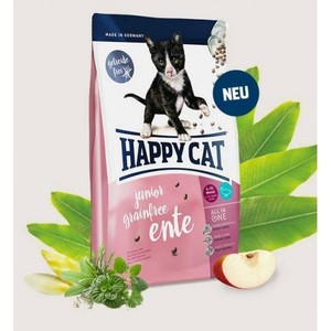Happy Cat Ente Dry Cat Food For Kittens 300g