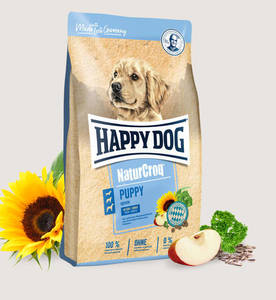 Happy Dog Naturcroq Dry Food For Puppies 15kg