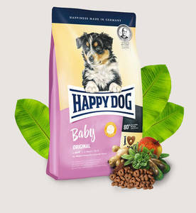 Happy Dog Original Dry Food For Baby Dogs 4kg