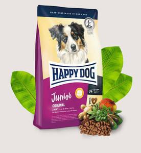 Happy Dog Original Dry Food For Junior Dogs 4kg