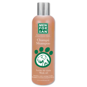 Men For San Protective Shampoo With Mink Oil For Dog 1L