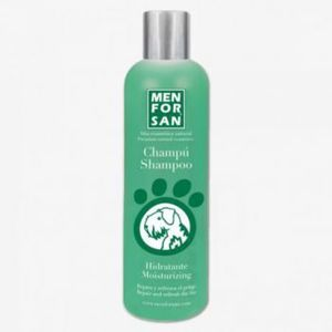 Men For San Moisturizing Shampoo With Green Apple 300ml