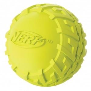 Nerf Dog Tire Squeak Ball Medium 1pc
