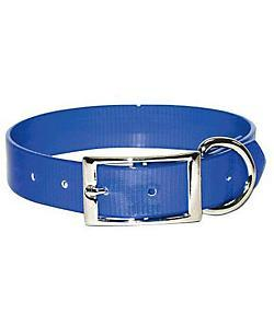 Omnipet Sunglo Blue Dog Collar 5.3m