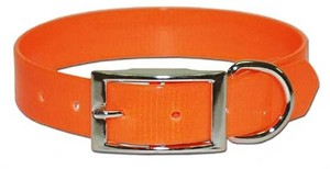 Omnipet Sunglo Orange Dog Collar 68.5cm